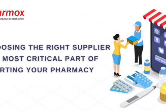 Choosing The Right Supplier - The Most Critical Part of Starting Your Pharmacy